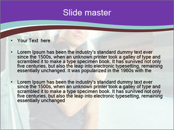 Stylish man PowerPoint Templates - Slide 2