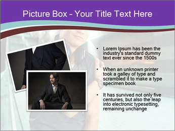 Stylish man PowerPoint Templates - Slide 20