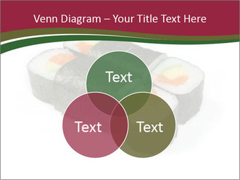 Sushi maki PowerPoint Template - Slide 33