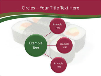 Sushi maki PowerPoint Templates - Slide 79