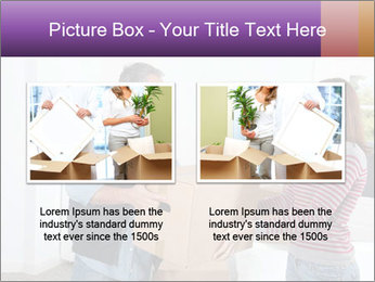 Holding boxes PowerPoint Template - Slide 18