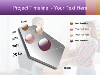 Holding boxes PowerPoint Template - Slide 26