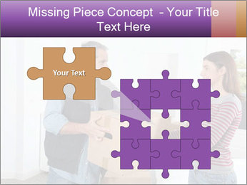 Holding boxes PowerPoint Template - Slide 45