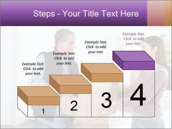 Holding boxes PowerPoint Template - Slide 64