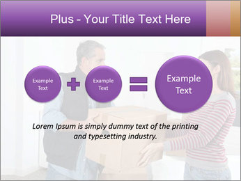 Holding boxes PowerPoint Template - Slide 75
