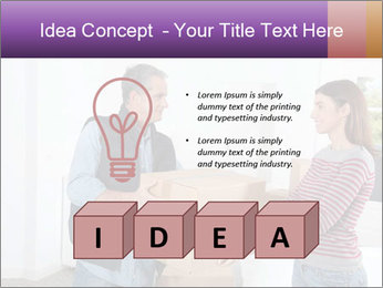 Holding boxes PowerPoint Template - Slide 80