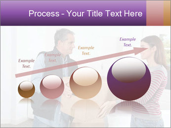 Holding boxes PowerPoint Template - Slide 87