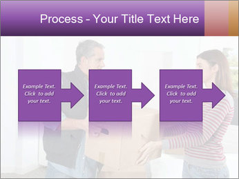 Holding boxes PowerPoint Template - Slide 88