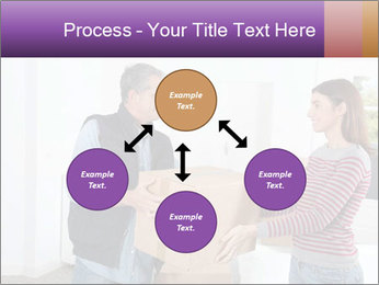 Holding boxes PowerPoint Template - Slide 91