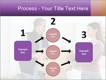 Holding boxes PowerPoint Template - Slide 92