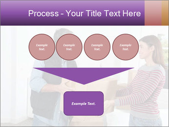 Holding boxes PowerPoint Template - Slide 93