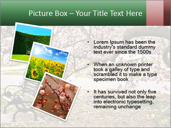 Park bench PowerPoint Templates - Slide 17