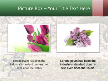 Park bench PowerPoint Templates - Slide 18