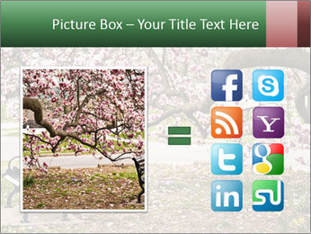 Park bench PowerPoint Templates - Slide 21