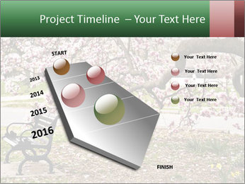 Park bench PowerPoint Templates - Slide 26