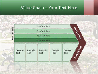 Park bench PowerPoint Templates - Slide 27