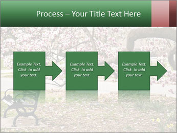 Park bench PowerPoint Templates - Slide 88
