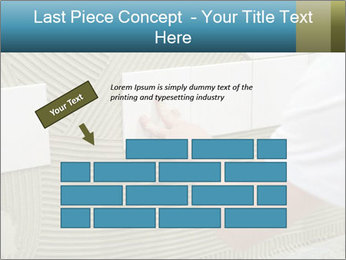 Wall PowerPoint Template - Slide 46
