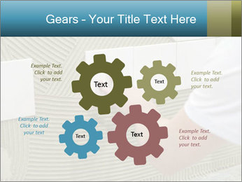 Wall PowerPoint Template - Slide 47