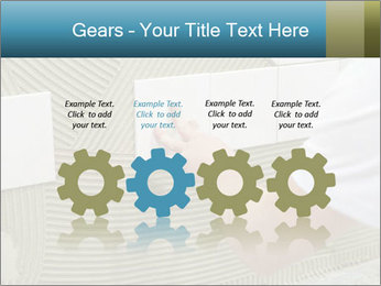 Wall PowerPoint Template - Slide 48