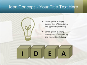Wall PowerPoint Template - Slide 80
