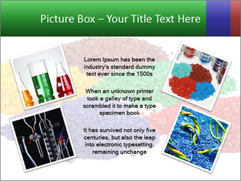 Colorful plastic PowerPoint Template - Slide 24