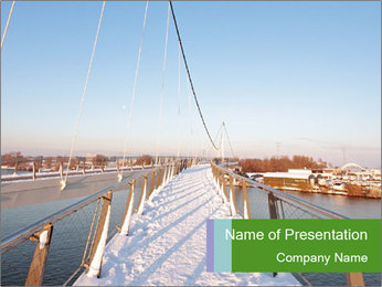 Netherlands PowerPoint Template - Slide 1