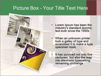 Interior of the house PowerPoint Template - Slide 17