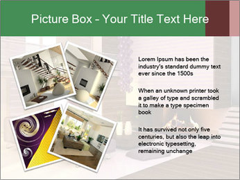 Interior of the house PowerPoint Template - Slide 23