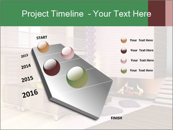 Interior of the house PowerPoint Template - Slide 26