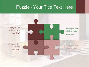 Interior of the house PowerPoint Template - Slide 43