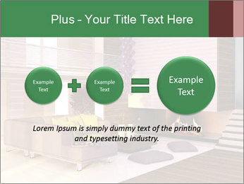 Interior of the house PowerPoint Template - Slide 75