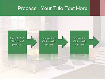 Interior of the house PowerPoint Template - Slide 88
