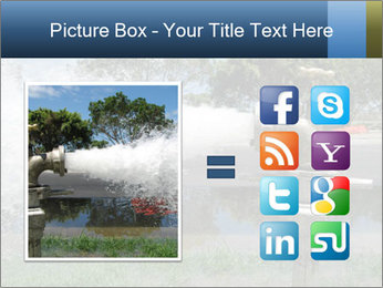 Water Pipes PowerPoint Templates - Slide 21