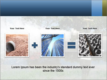 Water Pipes PowerPoint Templates - Slide 22
