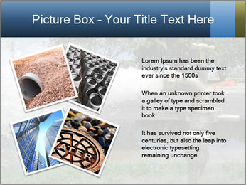 Water Pipes PowerPoint Templates - Slide 23