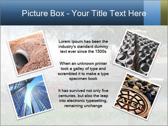 Water Pipes PowerPoint Templates - Slide 24