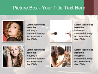 Professional Make-up PowerPoint Templates - Slide 14