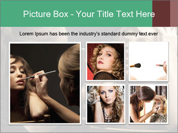 Professional Make-up PowerPoint Templates - Slide 19