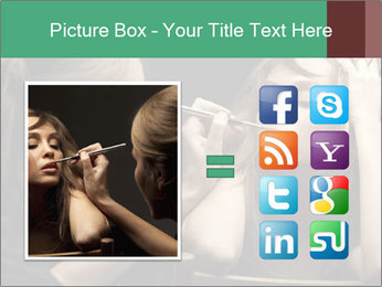 Professional Make-up PowerPoint Templates - Slide 21
