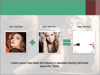 Professional Make-up PowerPoint Templates - Slide 22