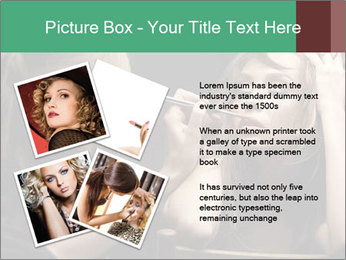 Professional Make-up PowerPoint Templates - Slide 23
