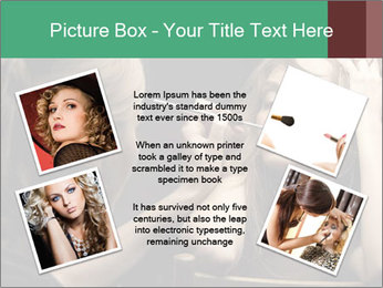Professional Make-up PowerPoint Templates - Slide 24