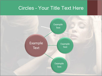 Professional Make-up PowerPoint Templates - Slide 79