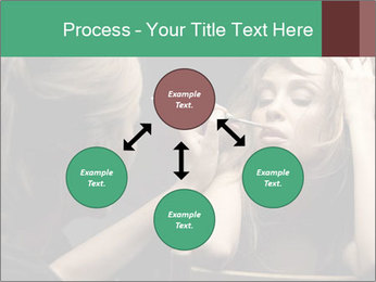 Professional Make-up PowerPoint Templates - Slide 91