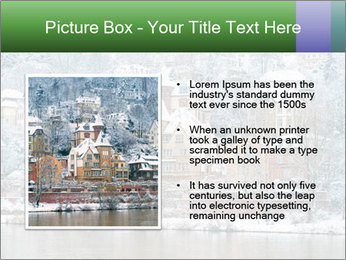 Traditional mansions PowerPoint Templates - Slide 13