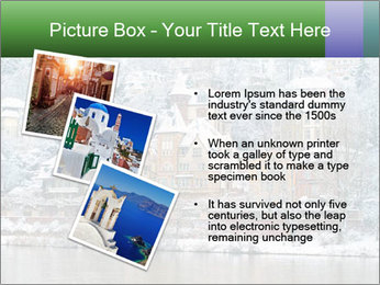 Traditional mansions PowerPoint Templates - Slide 17