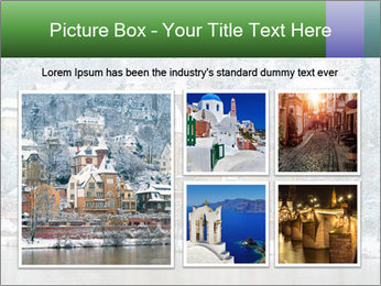 Traditional mansions PowerPoint Templates - Slide 19