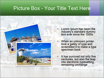 Traditional mansions PowerPoint Templates - Slide 20