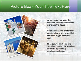 Traditional mansions PowerPoint Templates - Slide 23